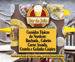 Anúncio - Bar do João
