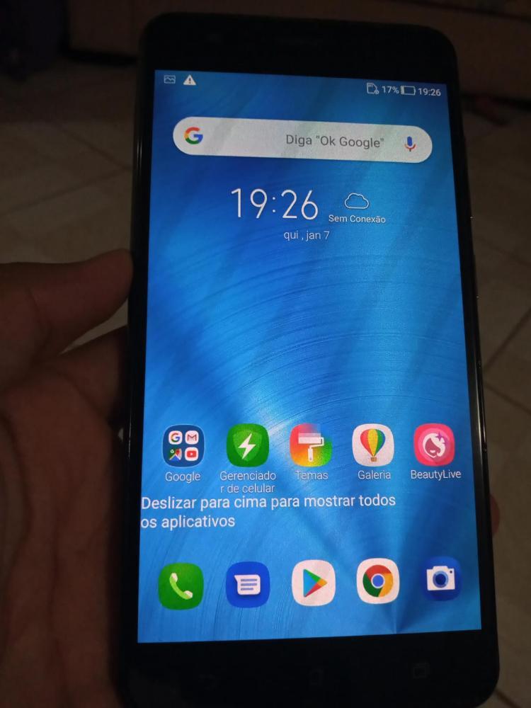 Smartphone Asus Zenfone 3 Zoom - 128gb - 4gb RAM - 5000 mAh