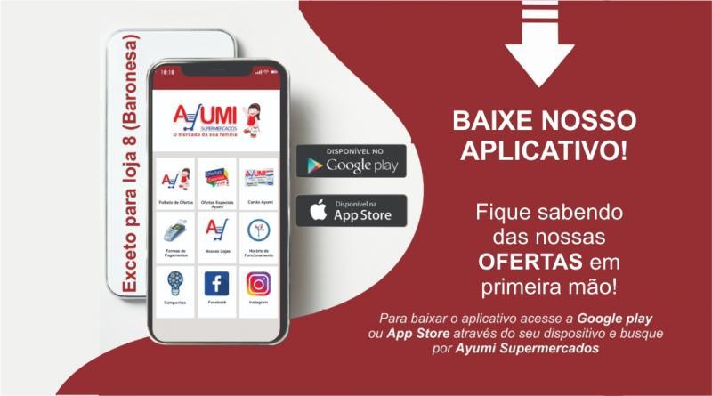 Baixe o App Ayumi.