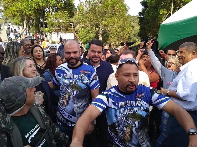 3º TRILHÃO DO POLO DE ECOTURISMO ACONTECE EM PARELHEIROS