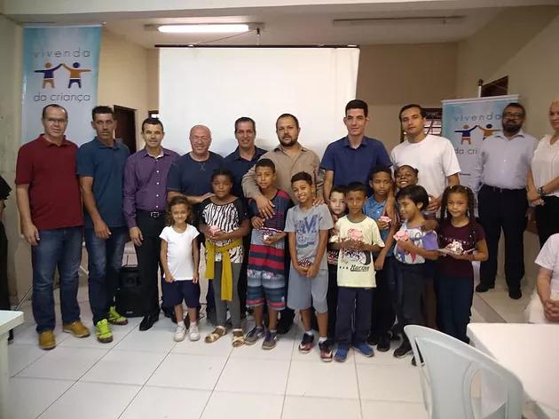 Vivenda da Criança realiza o 4º Café com Parceiros