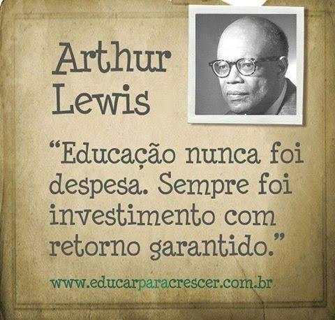 Educação nunca foi despesa. Sempre foi investimento com retorno garantido