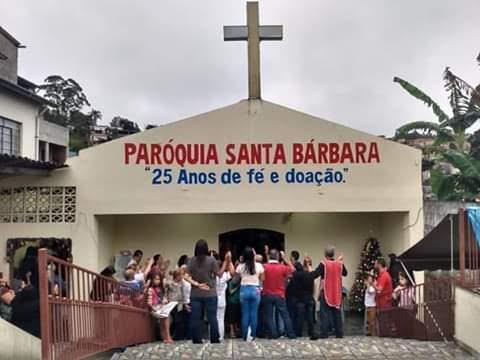 Grande devoção à Santa Filomena chega a Parelheiros e traz centenas de fiéis ao distrito