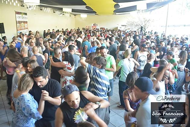 16 HORAS DE FORRÓ NO SÍTIO SÃO FRANCISCO