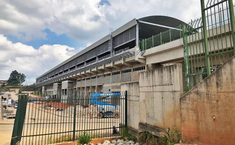 Trilhos ressurgem na extensão da Linha 9-Esmeralda até Varginha