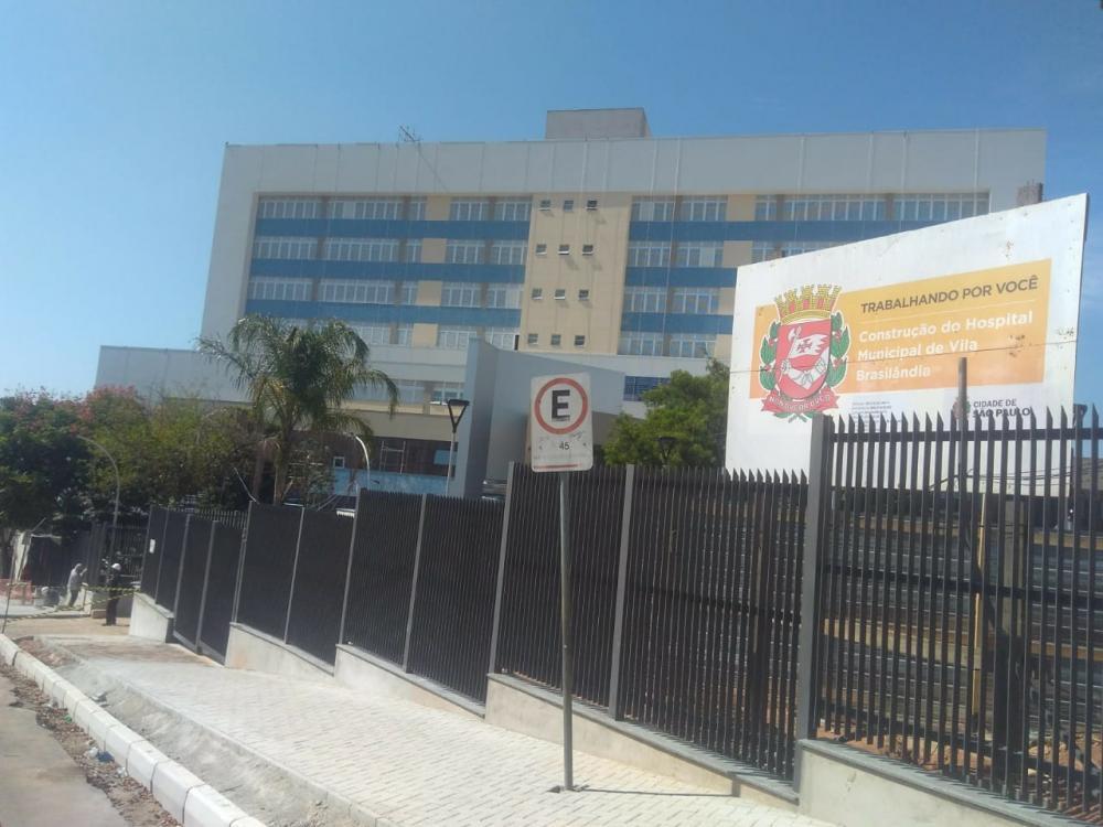 Coronavírus: Cate realiza processo seletivo para 600 vagas para os hospitais da Brasilândia e do Ibirapuera