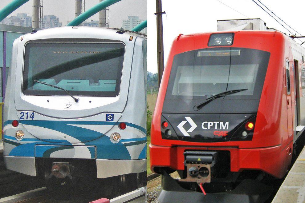 CPTM e Metrô têm novo horário aos sábados