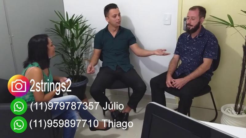 Entrevista com Júlio Pelloso e Thiago Moretti - Folha de Parelheiros